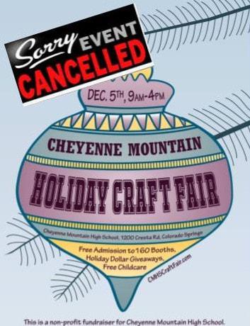 Cheyenne Mountain High School Craft Fair Home